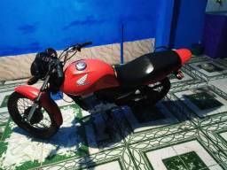 Honda cg fan 125 es - 2010