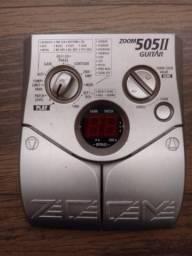 Pedaleira Zoom 505II comprar usado  Santa Bárbara D'Oeste