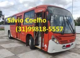 Ônibus Micrão 2007/2008 com 37 lugares = Silvio Coelho