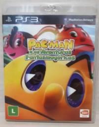 Pac-Man e As Aventuras Fantasmagóricas - Playstation 3 - PS3