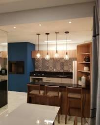 Apartamento de 2 dormitórios com suite e sacada com parcelamento direto em Criciúma