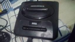 Usado, Mega drive 3 entrada para sega cd comprar usado  Mauá