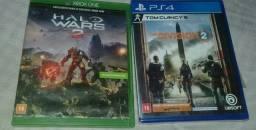 Jogos de Ps3, Xbox one e Ps4