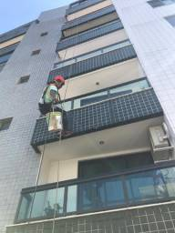 Revitalização de fachadas em edificações