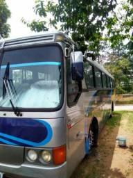 Ônibus O400 ano 95 48 lugares motor 449r