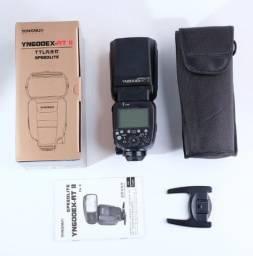 Flash Yongnuo 600ex rt ii para Canon