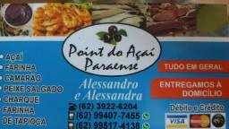Vendo açaí  do Pará puro