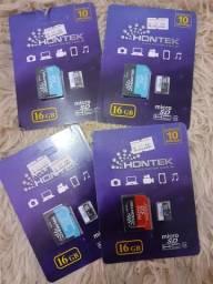 Cartão memoria e pen drive 8 a 64Gb