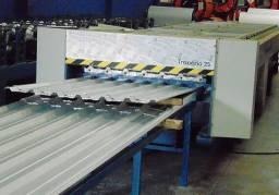 Telhas zinco bh onde achar preço bom - galvalume galvanizada Calha metalom