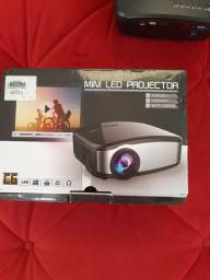 Projector C6 Cheerlux 1200: 1 Suporta 720p 1080p