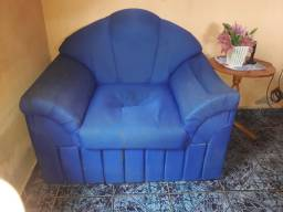 Sofá de 1 lugar conservado, pra vender rápido