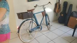 Bicicleta Elétrica Urbana Vela 1, aro 29 / 700, 350w, Quadro Reto