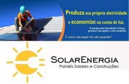 Painéis Solares e Construção(Vendas e instalações)