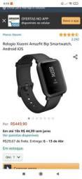 Relógio AmazFit BIP Xiaomi