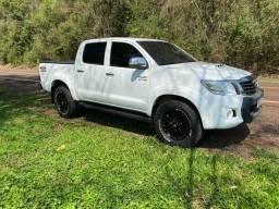 Título do anúncio: Toyota HILLUX