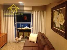 Título do anúncio: 3 Excelente apartamento 3 quartos na Praia da Costa Cód: 2614 AM