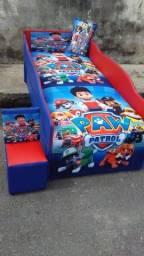 Título do anúncio: Cama infantil 0 a 12 anos 500$ entrega grátis