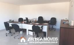 Kitchenette/conjugado à venda com 1 dormitórios em Esperança, Ipatinga cod:1420