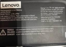 Título do anúncio: Bateria Lenovo - nova