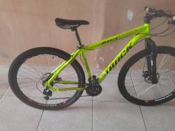 Bike tracker novinha tirada da LOJA com nota