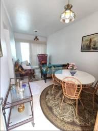 Apartamento com 2 dormitórios para alugar, 67 m² por R$ 1.900/mês - Canto do Forte - Praia