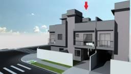 Sobrado à venda com 3 quartos, 63,26 m² + 20 m² de terraço, próximo ao Santuário da Divina