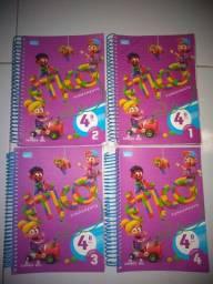 Kit livros ético 4°ANO