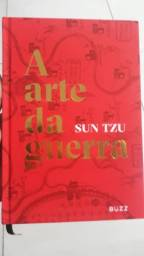 Livro novo, A  Arte da Guerra.