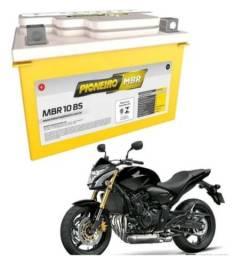Bateria Pioneiro Htz10s bs 8,6ah hornet CBR cb500 Cb1000