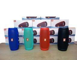 Título do anúncio: Caixa caixinha de som Jbl Charge 3 mini com Bluetooth - 4 cores