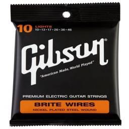 Encordoamento Gibson 0.10