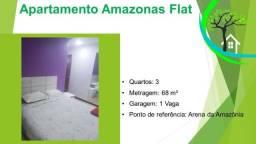apartamento no amazonas flat - 239 mil