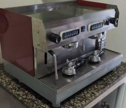 Título do anúncio: Máquina Italian Coffee + Moedor elétrico