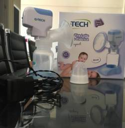 Título do anúncio:  Bomba tira-leite materno elétrica G.Tech