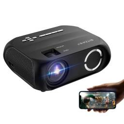 Projetor BlitzWolf BW-VP11 6000 Lumens 1280x720P HD Espelhamento de Tela