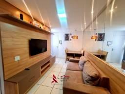 Título do anúncio: Lindo apartamento 100% mobiliado na Torquato tapajos 2 dormitórios | Conquista Torquato