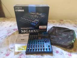 Mesa de Som Yamaha Mg10xu Linda