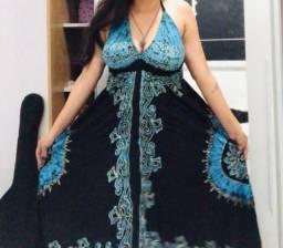 Título do anúncio: Vestido indiano