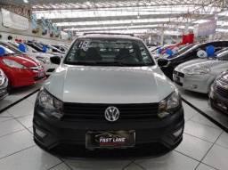 Volkswagen Saveiro Robust 1.6 Total Flex 8V CD 2018/2018