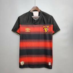 Camisa Sport Recife Uniforme I 2020 2021