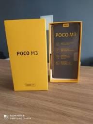Poco M3 - 128GB/4RAM - 12 meses de garantia - Loja física - Pronta entrega - 12x sem juros