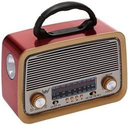Rádio Am/Fm/Bluetooth/