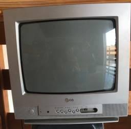 Título do anúncio: TV LG 14 polegadas -Modelo RP 14CB25A/colorida