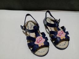 Sandália infantil azul worlcolors 19/20