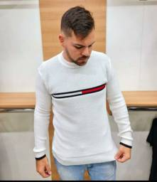 Suéter Tommy / Lacoste / Gucci