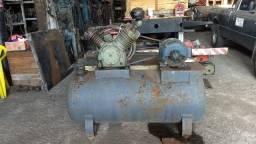 Título do anúncio: Compressor a Ar Motor Agrale