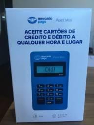 Máquina de crédito/débito (nova)
