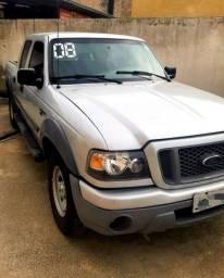 Título do anúncio: Ford ranger  xls 2008 com gnv