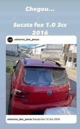Sucata fox 1.0 3cc 2016/2019