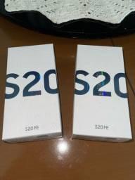 Título do anúncio: Samsung Galaxy S20 Fe Com Snapdragon 128GB (aceito troca)